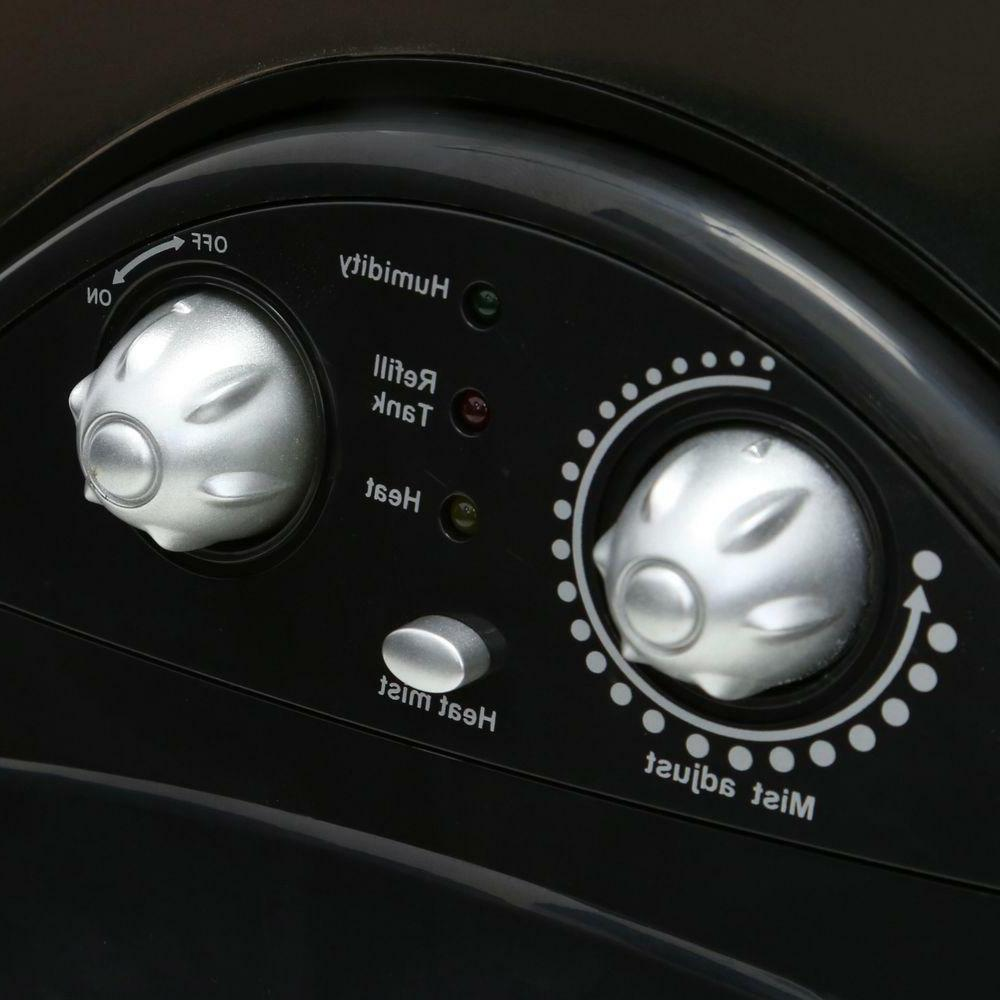 Ultrasonic Humidifier Cool Level Indicator Gallon