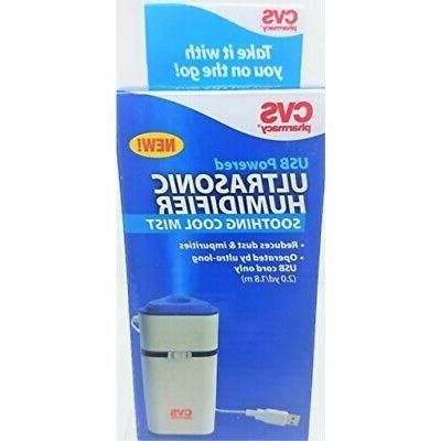 ultrasonic humidifier soothing cool