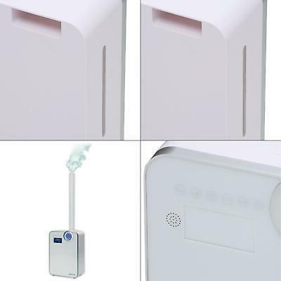 Ultrasonic Warm Mist Humidifier Dry Air Humidity Sensor Moni