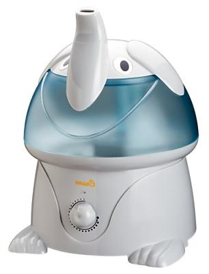 Crane USA Mist Humidifiers for Kids, Elephant