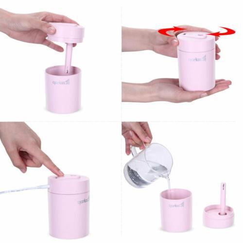 USB Fan Mini Mist Diffuser Accessories