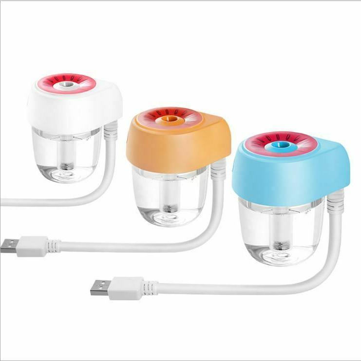 USB Humidifier Air Purifier Essential Oil Diffuser
