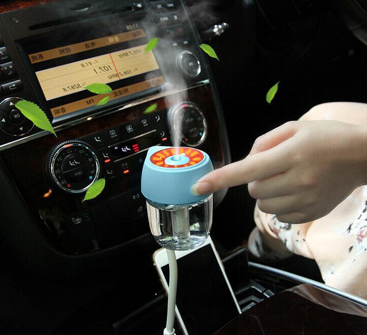 USB Air Purifier Essential Diffuser