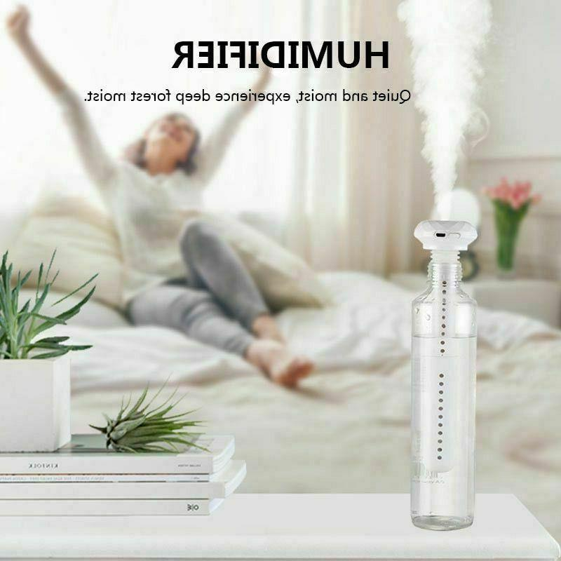 USB Diamond Aroma Diffuser Mist Maker For Home