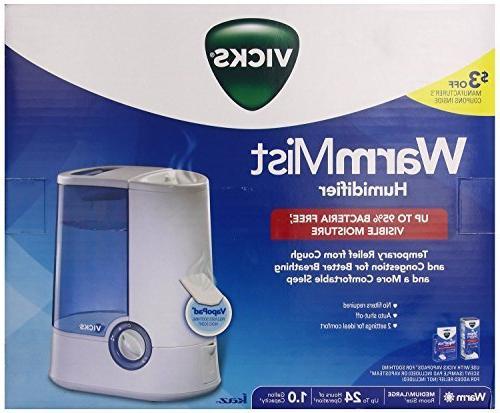 v750 warm humidifier