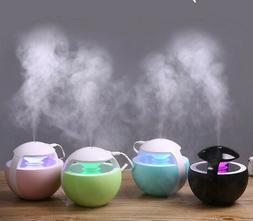 Large Electric Aromatherapy Humidifier For Whole Night Water