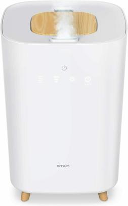 Large Room Humidifier - 4L Ultrasonic Cool Mist Humidifier f