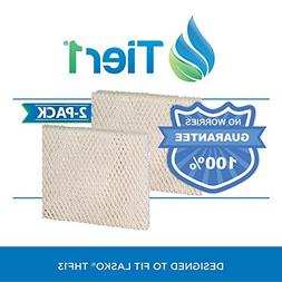Tier1 Replacement for Lasko THF13 Humidifier Wick Filter 2 P