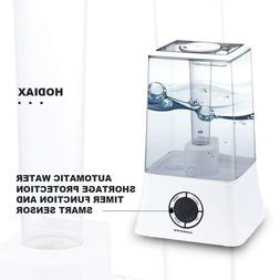 LCD SHOW 4.5L Large Room Ultrasonic Humidifier Cool Mist Dif