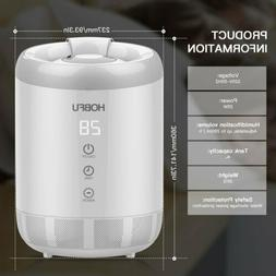 LCD Timing 4L Large Room Ultrasonic Humidifier Cool Mist Dif