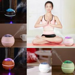 Ultrasonic Essential Oil Aroma Diffuser Mist Humidifier 5 Co