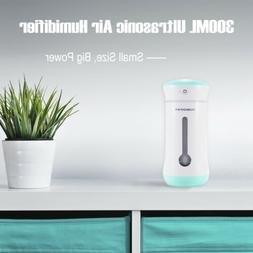 LED Ultrasonic Humidifier Essential Air Diffuser Atomizer fo