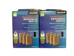 Lot Of 2-Holmes HWF100 Humidifier Replacement Filter - Pack