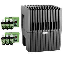Venta LW15 Humidifier & Airwasher Charcoal Gray W/  Fragranc
