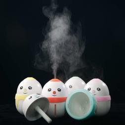 M-PAD Snowman Mini Personal Cool Mist Humidifier for Office