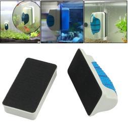 Magnetic Aquarium Fish Tank Glass Algae Scraper Cleaner Floa