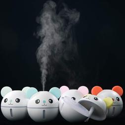 Miki 220ml Small Cool Mist Small Humidifier for Office Car H