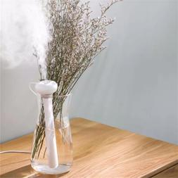 Mini Air Humidifier Water Bottle USB Aroma Diffuser Cap Make