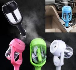 Mini Car Humidifier Air Purifier Freshener Aromatherapy Esse