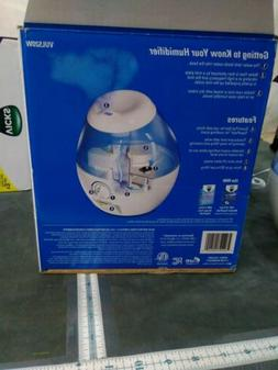 Vicks Mini Filter Free Cool Mist Humidifier 0.5 Gallon Capac