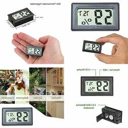 Goabroa Mini Hygrometer Thermometer Digital Indoor Humidity