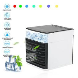 Mini Portable Air Conditioner Mini Cooler Fan Humidifier Air