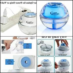 Mini Portable Personal Cool Mist Air Humidifier with Night L