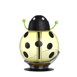 Mini USB Humidifier Beetle Night Light Home Office Air Diffu