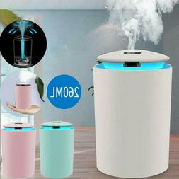 Mini USB LED Air Humidifier Diffuser Essential Aroma NEW Pur