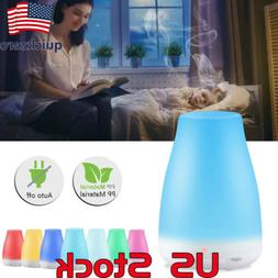 Mist Humidifier Aromatherapy Essential Oil Diffuser Waterles
