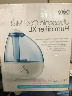 MistAire XL Ultrasonic Cool Mist Humidifier for Large Rooms