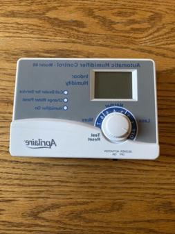 Aprilaire Model 60 Automatic Digital Humidifier Control / pr