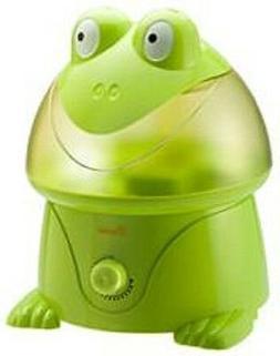 NEW Crane Frog Cool Mist Child's Nursery Humidifier