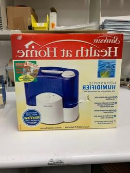 NEW Sunbeam health at home humidifier 699 kids baby toddler