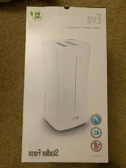 NEW IN BOX Stadler Form E-001 EVA Ultrasonic Humidifier-Whit