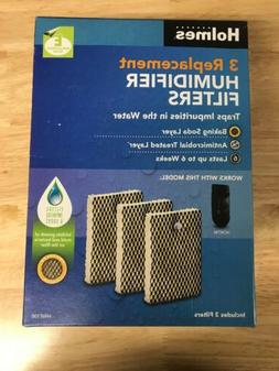 "New in Box Holmes ""E"" Humidifier Filter 3 Pack, HWF100"