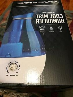 NEW in Box Ovente Ultrasonic Cool Mist Humidifier 2.5 Liter