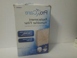 NEW ProCare PCWF813 Replacement Humidifier Filter Cool Mist