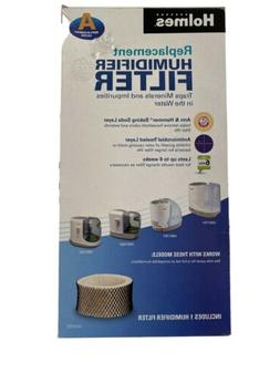 New Holmes Type A Replacement Humidifier Filter HWF62