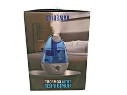 New HoMedics UHE-CM25 Cool Mist Ultrasonic Humidifier 1 Gall