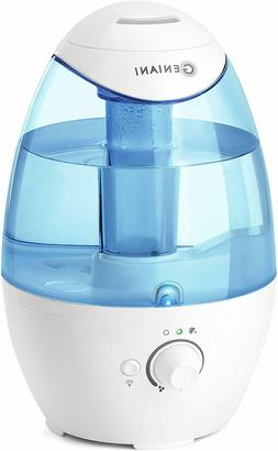 NEW! Ultrasonic Cool Mist Humidifier - Best Air Humidifiers