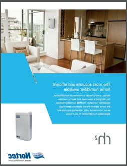 Nortec NHMC 100 Industrial HVAC Cabinet Humidifier w/ Water