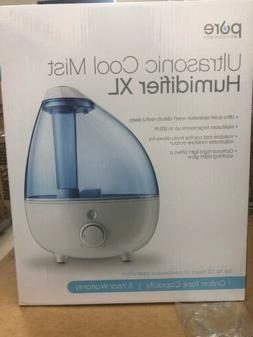 Pure Enrichment PEHUMLRG Ultrasonic Cool Mist Humidifier - W
