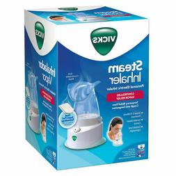 Vicks Personal Steam Inhaler Humidifier Vapor Cold Therapy C