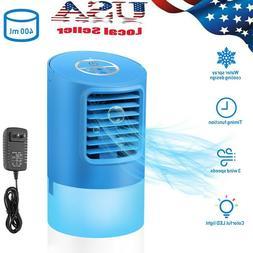 Vosarea Air Conditioner Fan Easy to Use Desktop Humidifier C