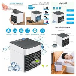 Portable Air Conditioner Fan Cooling Evaporative Humidifier
