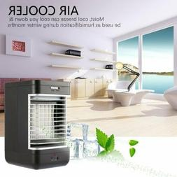 Portable Cooling Air Conditioner Fan Humidifier Bedroom Arti