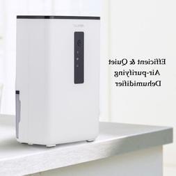 Portable Dehumidifier for Rooms, Basement, Closet, RV, Vehic