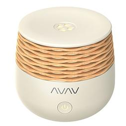 Portable Diffuser, VAVA Bamboo Looking Aroma Diffuser, with