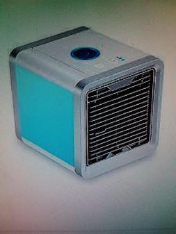 Portable Evaporative USB Air Cooler Fan Conditioner Humidifi